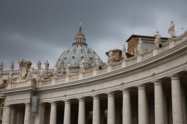 bazilika svatého petra