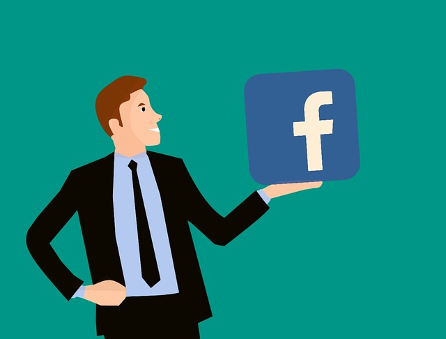 značka facebooku